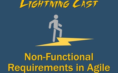 Lightning Cast: Non-Functional Requirements in Agile