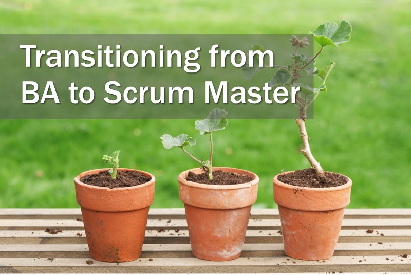 Transitioning from Business Analyst to Scrum Master
