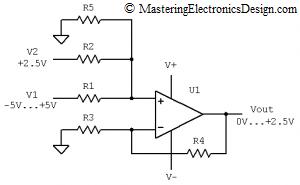 Design a Bipolar to Unipolar Converter with a 3-input