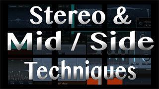 Mastering In Logic Stereo Processing