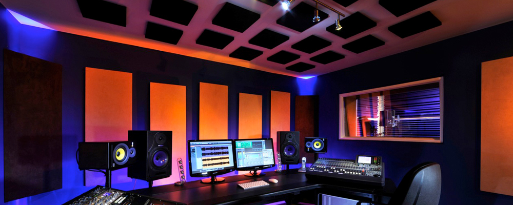 The beatsuite is a great studio with a some amazing acoustic design looks as good as it sounds!