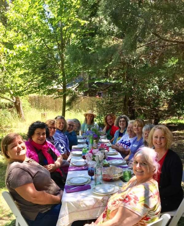 Secret Garden luncheon