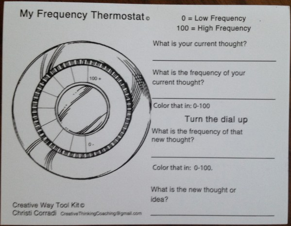 Thermostat page