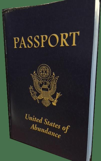 Passport-United States of Abundance