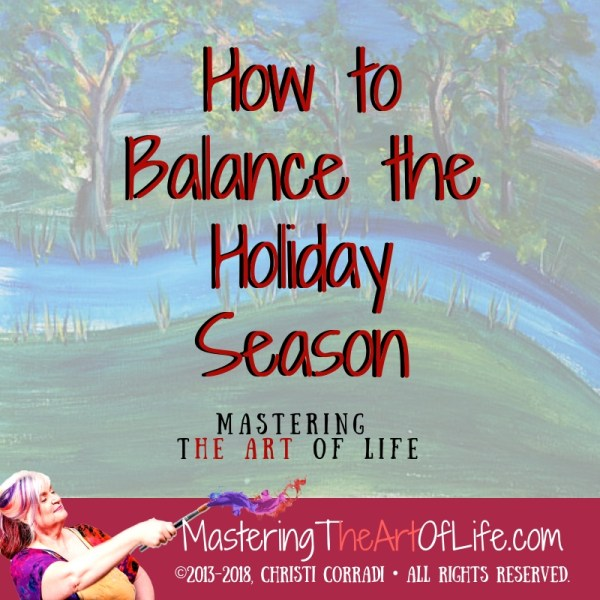Cover art-Balance Holidays