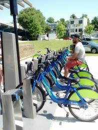 Chattanooga bike share!