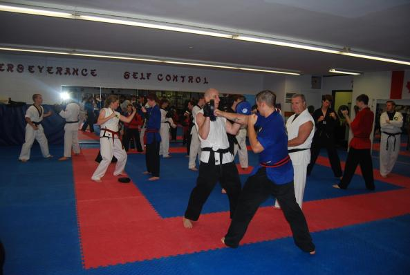 3 black belt grading 2014 cobourg tae kwon do