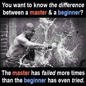 COBOURG TAE KWON DO MASTER AND A BEGINNER