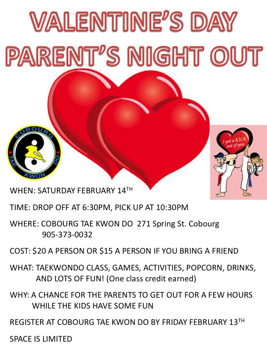 parents night out valentines day