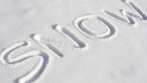 snow-generic-writing