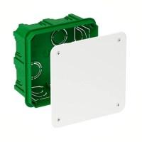Коробка Schneider-Electric Распределительная для сплошных стен 100×100х50