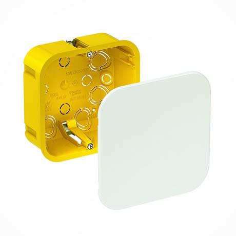 Коробка Schneider-Electric распределительная для полых стен 100x100x50
