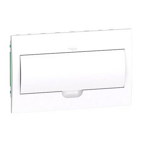 Распределительный шкаф Schneider Electric Easy9 18 мод., IP40, встраиваемый, пластик, белая дверь