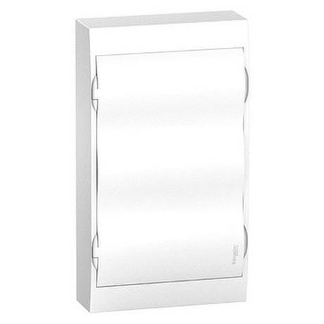 Распределительный шкаф Schneider Electric Easy9, 36 мод., IP40, навесной, пластик, белая дверь, с клеммами