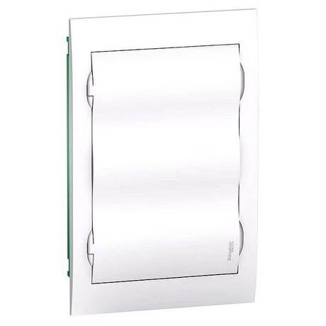 Распределительный шкаф Schneider Electric Easy9 36 мод., IP40, встраиваемый, пластик, белая дверь, с клеммами