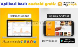Aplikasi kasir android gratis InterActive MyProfit
