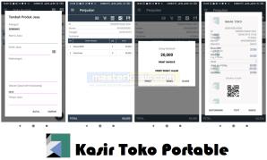Aplikasi Kasir Android Gratis - Kasir Toko Portable