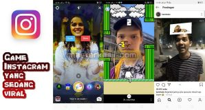 Game yang lagi booming di Instagram