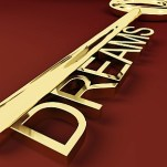 Dreams Gold Key