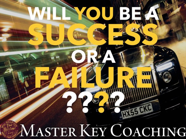 Will You Become a Success Or a Failure?
