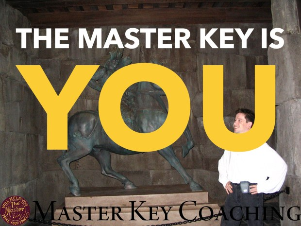 What Is the Real Master Key? The Master Key Is YOU!