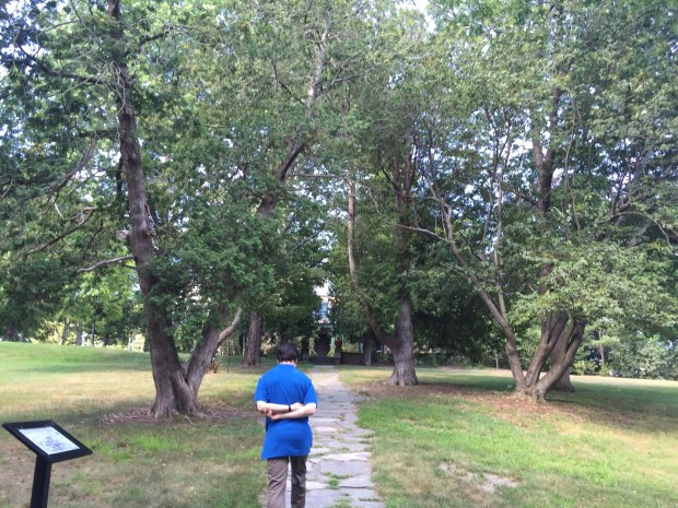 Walking in Charles F. Haanel's Path
