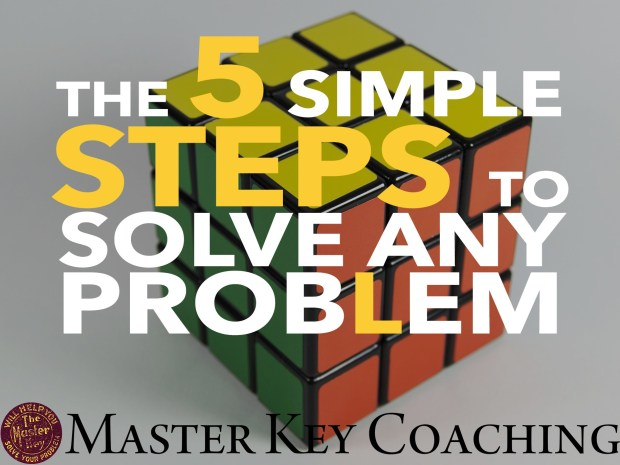 The 5 Simple Steps to Solve Any Problem Using the Philosophy of Charles F. Haanel