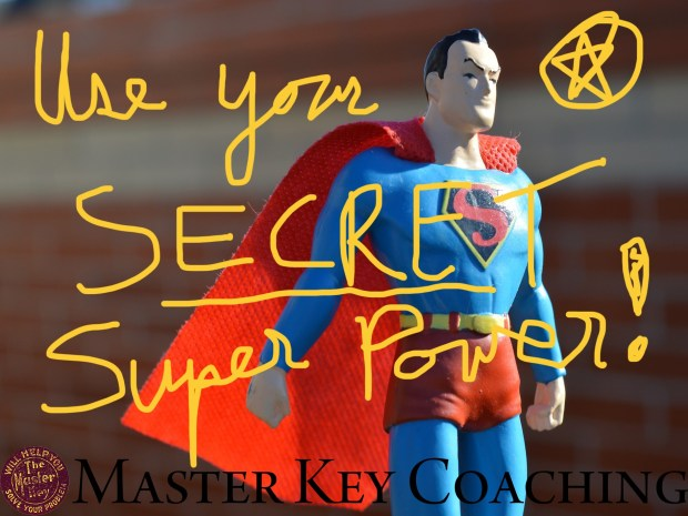The Secret Super Power That You're Not Using (But Should!)