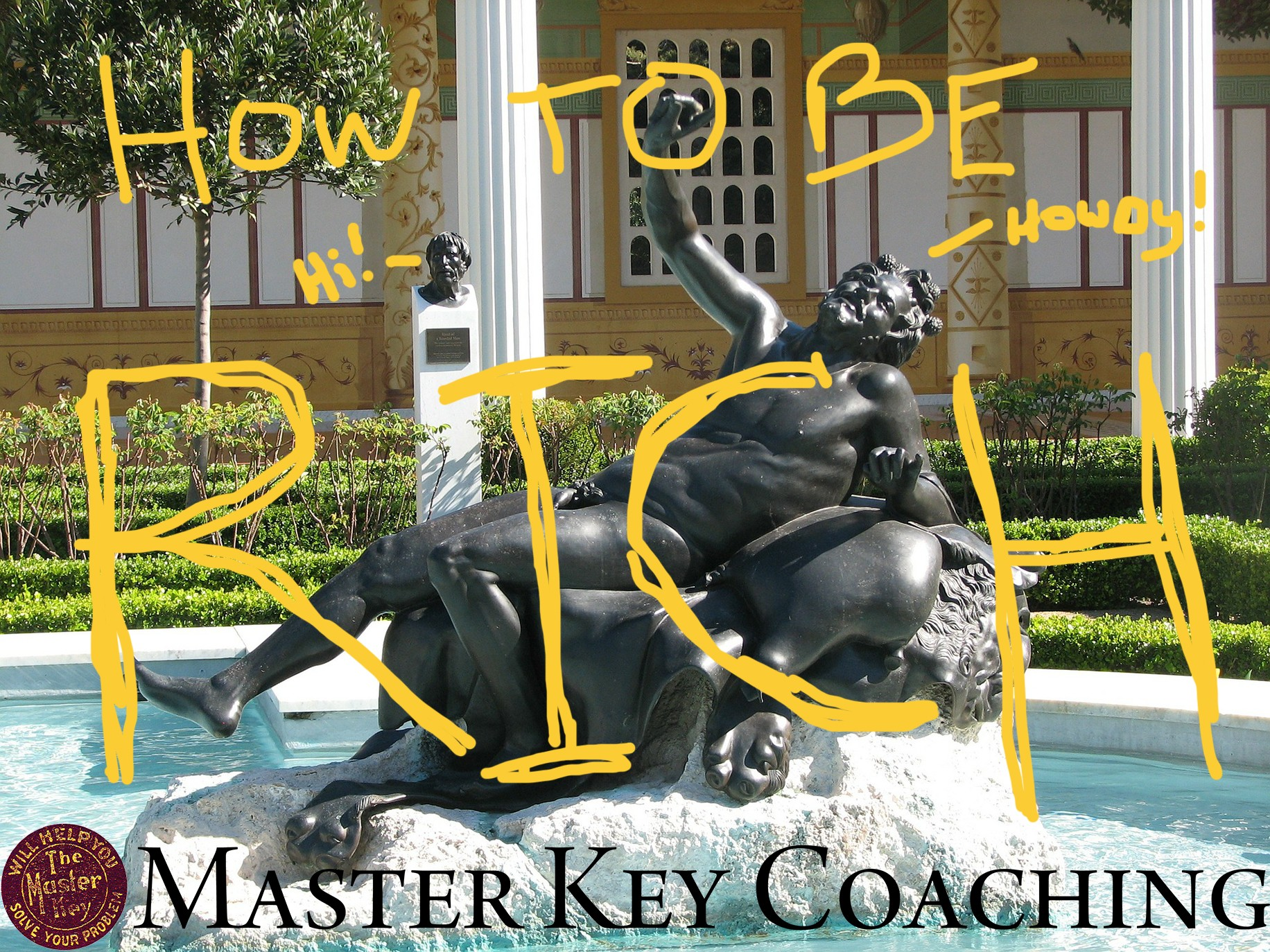 J. Paul Getty Tells You How to Be Rich (masterkeycoaching.com)