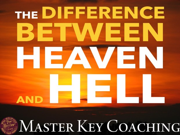 The Shocking Difference Between Heaven and Hell