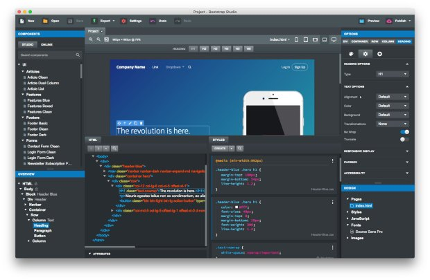 Bootstrap Studio 4 Activation Code Full Version