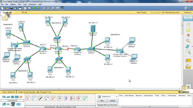 Cisco Packet Tracer 7 license key Free Download