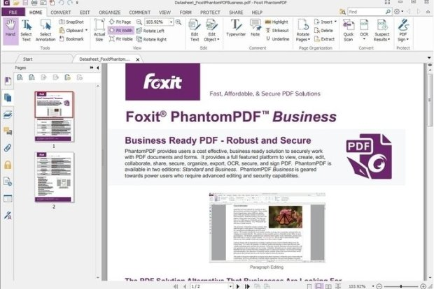 Foxit PhantomPDF Business 9 license key full version