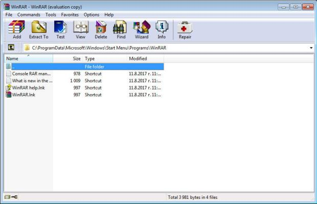 WinRAR 5 License Key Full Version incl Registration Code
