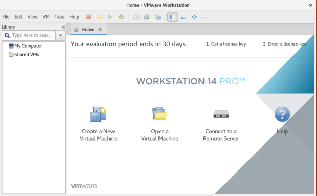 Download VMware Workstation Pro 14 serial number