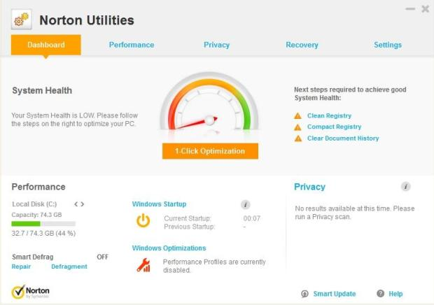 Symantec Norton Utilities 16 license key Free Download