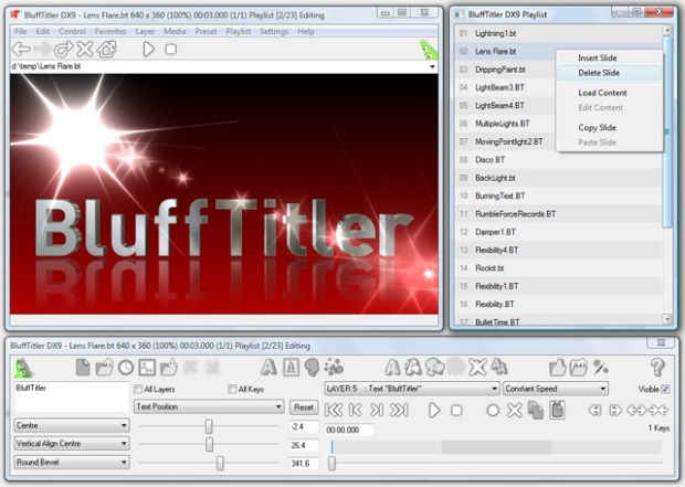 BluffTitler Ultimate registration key