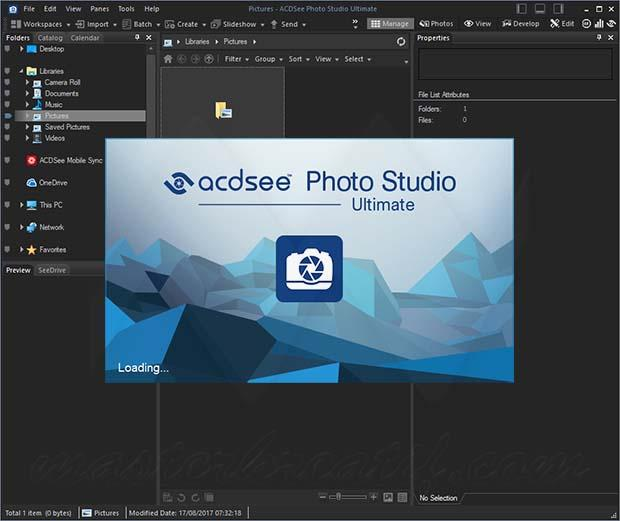 ACDSee Photo Studio Professional 2019 Licence key Full Version