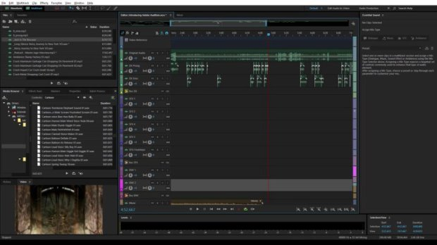 Adobe Audition CC 2019 Registration key Full Version