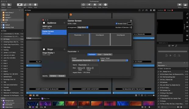 ProPresenter Crack Mac With Patch free Download