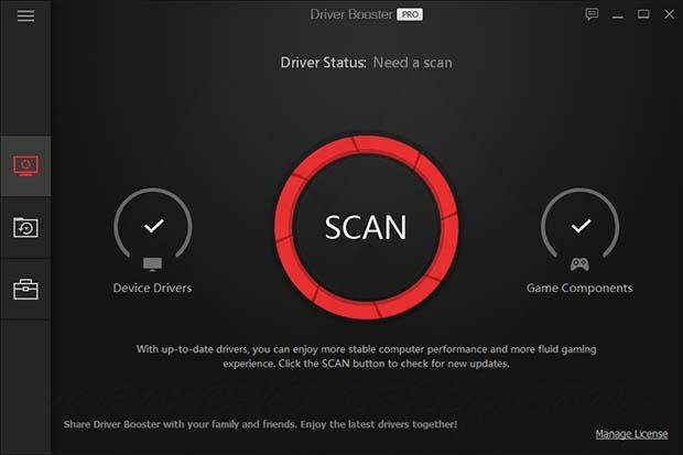 IObit Driver Booster Pro Mac Crack With License Key Download