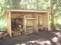 Build Wood Shed In 6 Hours Srp Enterprises'