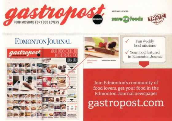 Gastropost Edmonton