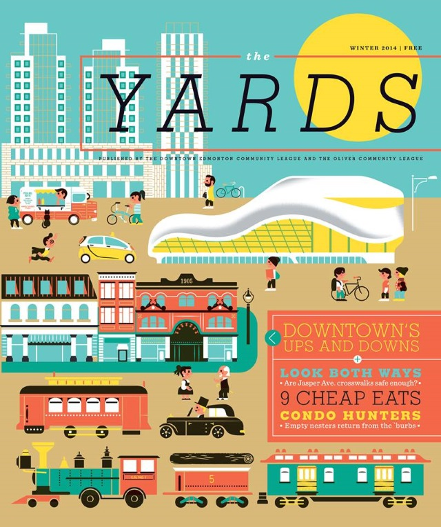 The Yards Cover