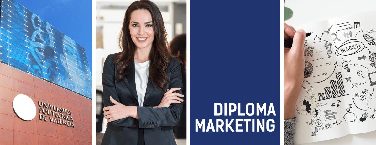 Diploma Marketing Valencia Alicante