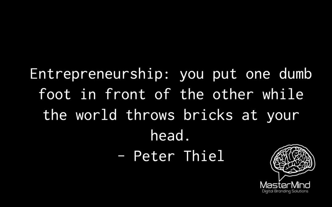 Entrepreneurship Define By Peter Thiel