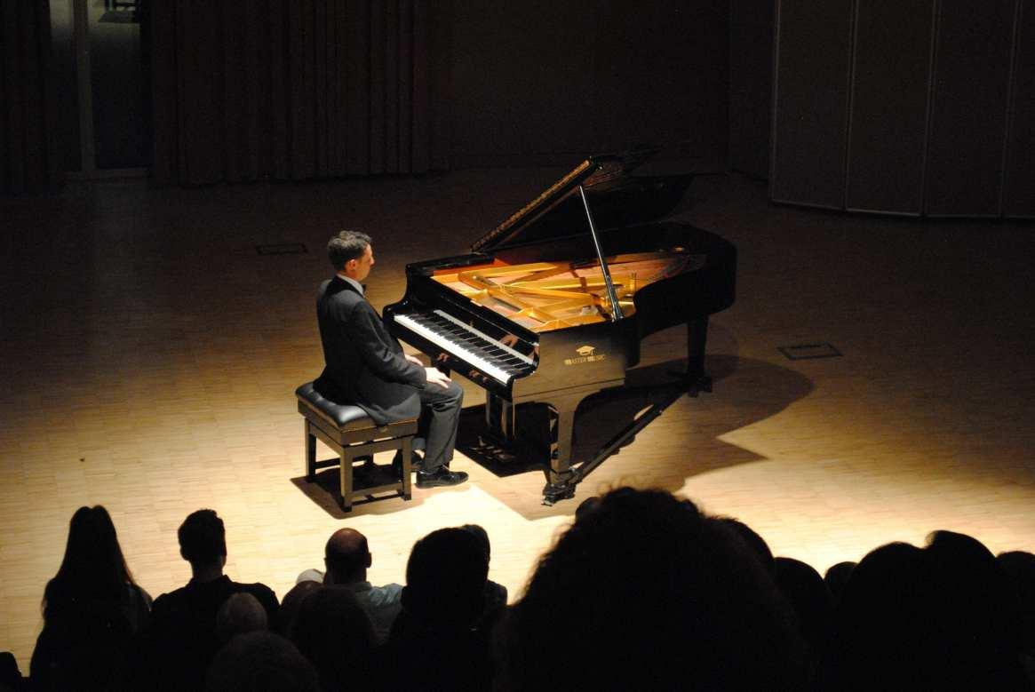 Michael Harvey Piano Recital June 15th 2019