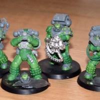 Artscale Mark V Devastator Squad