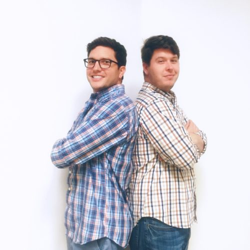 CO-FOUNDERS DAVE KRAUSS & ANDREW SCHULZ