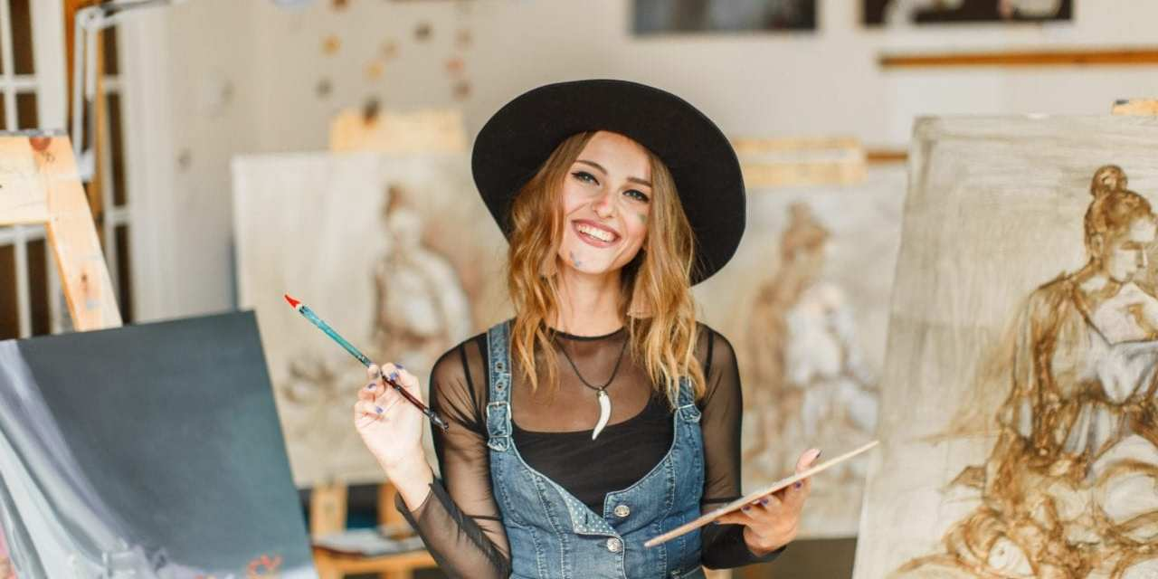 5 Reasons Being an Artist is Awesome